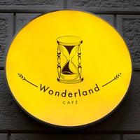 Photo taken at Wonderland Café by Wonderland Café on 6/13/2016