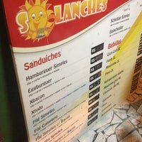 Photo taken at Sol Lanches by Bruno R. on 5/10/2013