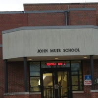 Photo taken at John Muir Elementary School by Lilliam D. on 1/16/2013