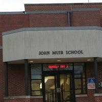 Photo taken at John Muir Elementary School by Lilliam D. on 1/16/2013