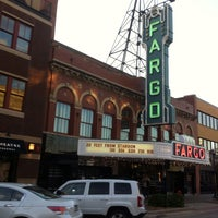 Photo taken at Fargo Theatre by slobass on 9/1/2013