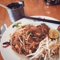 Photo taken at Sanook Thai Cafe by Lorraine L. on 5/22/2015
