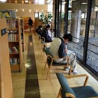 Photo taken at 出雲市立出雲中央図書館 by Ryo I. on 12/25/2012