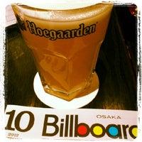 Photo taken at Billboard Live Osaka (ビルボードライブ大阪) by いのみち on 9/15/2012