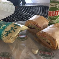 Photo taken at TOGO'S Sandwiches by Jessica L. on 4/18/2016