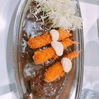 Photo taken at Go Go Curry by エンジェ on 2/4/2018