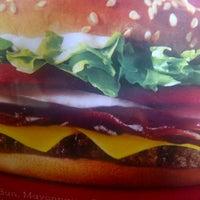 Photo taken at Burger King by Dedev D. on 12/29/2012