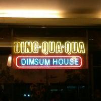 Photo taken at Ding Qua Qua by Cally H. on 5/24/2013