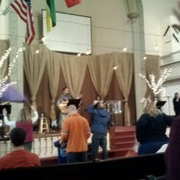 Photo taken at Lord's House Of Prayer by Blair M. on 2/3/2013