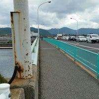 Photo taken at 仁保橋 by れいや on 6/20/2015