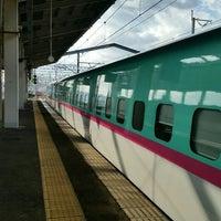Photo taken at Platforms 11-12 by れいや on 11/20/2015