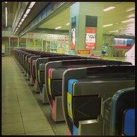 Photo taken at Toyoko Line Shibuya Station (TY01) by Miyamans on 3/16/2013