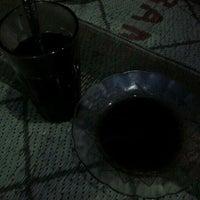 """Photo taken at """"Kopi Jos"""" Pak Gondrong by Raga H. on 1/17/2013"""