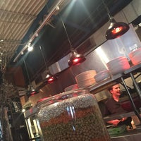 Photo taken at Orzo Kitchen & Wine Bar by Amanda B. on 3/9/2016