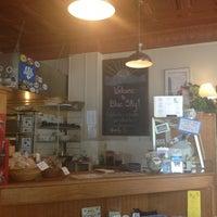 Photo taken at Blue Sky Bakery by Amanda B. on 7/11/2013