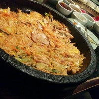 Photo taken at Genwa Korean BBQ by Jyoti S. on 10/2/2015