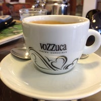Photo taken at Vozzuca Cafés Especiais by Thiago C. on 4/1/2014