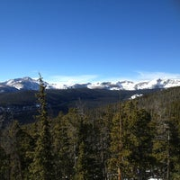 Photo taken at The Lookout at Eldora by David A. on 1/24/2013