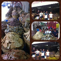 Photo taken at Tabo-an Market by Mae F. on 2/19/2013