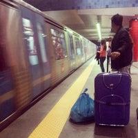 Photo taken at Metro Chelas [VM] by João A. on 5/1/2013