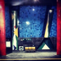 Photo taken at Metro Chelas [VM] by João A. on 5/11/2013