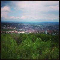 Photo taken at Birkenkopf by Wilter Y. on 5/7/2014