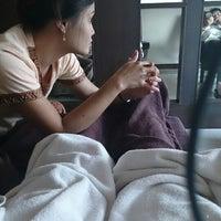 Photo taken at Nada massage & spa by Jureepan N. on 9/1/2013