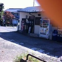 Photo taken at 指田うどん 水道道路店 by Koji O. on 11/8/2012