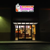 Photo taken at Dunkin Donuts by Christopher C. on 12/31/2012
