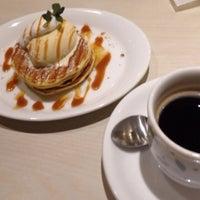 Photo taken at Denny's by Ayaka I. on 12/8/2012