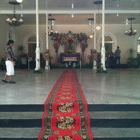 Photo taken at Museum Diponegoro Magelang by Anon S. on 11/18/2012
