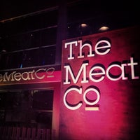 Photo taken at The Meat Co. by Ali F. on 11/28/2012