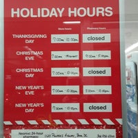 Photo taken at Walgreens by Debbie Grier H. on 12/31/2015