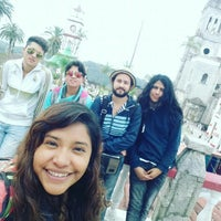 Photo taken at Central de Autobuses Cuetzalan by Jessy M. on 3/26/2016