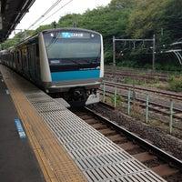 Photo taken at Ōji Station by devichancé on 4/23/2013