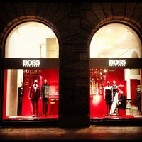 Photo taken at BOSS Store by Mario K. on 11/6/2012