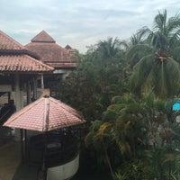 Photo taken at Le Grandeur Palm Resort Johor by Waleed S. on 10/13/2017