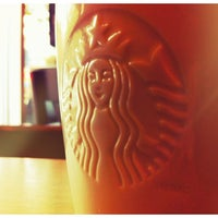 Photo taken at Starbucks by Melissa W. on 10/5/2013
