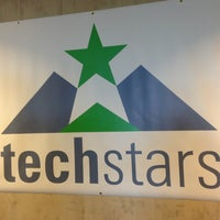Photo taken at TechStars by Antonio P. on 5/3/2013