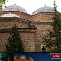 4/21/2013 tarihinde Burak E.ziyaretçi tarafından Muradiye Külliyesi'de çekilen fotoğraf