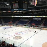 Das Foto wurde bei TUI Arena von Alex K. am 2/17/2013 aufgenommen