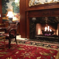 Photo taken at The Townsend Hotel by Charles B. on 5/31/2013