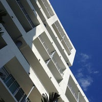 Photo taken at City24 Condominiums by miamism on 3/5/2013
