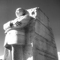 Photo prise au Martin Luther King, Jr. Memorial par Joseph P. le1/21/2013