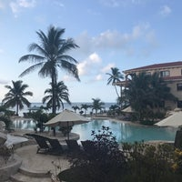 Photo taken at Coco Beach Resort by Jolyn Y. on 4/22/2017