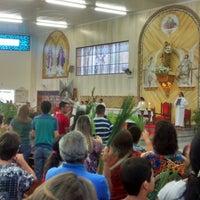 Photo taken at Matriz Paroquia São José by Alexandre C. on 4/13/2014