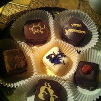 Photo taken at Kehrwieder Chocolaterie by Radmila S. on 3/6/2013