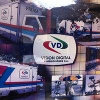 Photo taken at Vision Digital Producciones by León H. on 3/4/2013