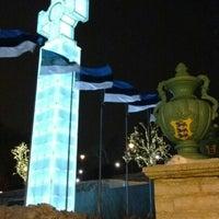 12/24/2012에 Valentin J.님이 Vabaduse väljak에서 찍은 사진