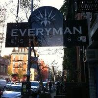 Снимок сделан в Everyman Espresso пользователем Tiffany P. 11/16/2012